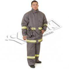 Clothes of the firefighter fighting, Clothes for