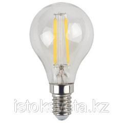 Светодиодная лампа ЭРА F-LED Р45-5w-E14