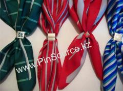 Corporate female scarfs