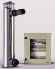 Установка ультрафиолетовой обработки серии НО (Франция)