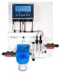 PH- и pHСтанция дозации ETATRON PH CONTROL 2 PRO (cтанция pH- и pH+)(Италия)