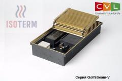 Внутрипольные конвекторы GOLFSTREAM - V