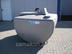 Ванна молочная для охлаждения Serap