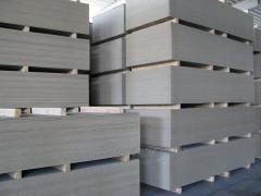 Цементно-стружечная плита|Брамир