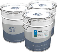 Paints anticorrosive, PAES, coverings anticorrosive