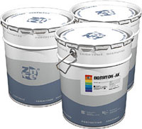 Paints anticorrosive, a covering anticorrosive, POLITON is joint stock company