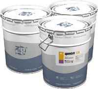 Paints anticorrosive, TSINOL - SV, a covering anticorrosive