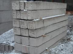 Crossing points reinforced concrete