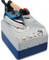 The professional iron with the Silter steam