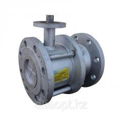 Кран стальной шаровый 11с941п Ду 65/ 50 PN16 фланцевый, Breeze ISO F07-11