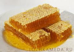 Мёд из степного разнотравья
