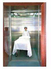 Elevator modern hospital ZXWorld. Delivery to