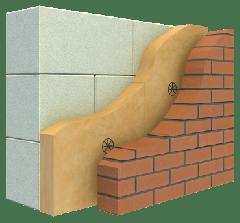 Утеплитель наружных стен