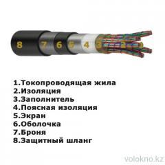 Кабель связи медный ТППэП 20х2х0,4