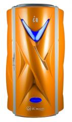 Вертикальный турбо-солярий POWER TOWER i8 -