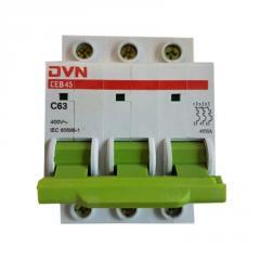 Автомат DVN 3P 63A