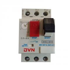 Автомат защиты двигателя CMB2-M08, 2.5-4A