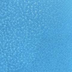 Мембрана ПВХ, алькорплан, Cefil Urdike Reflection, синий рифленый