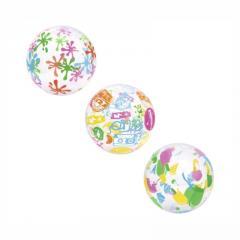 Надувной мяч дизайнерский 41см, 31000