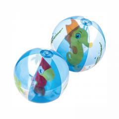 Надувной мяч с фигурой животного 51см, 31041