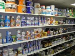 Paint and varnish products