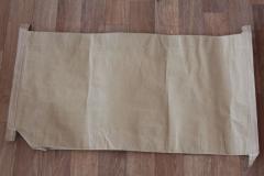 Бумажный клапанный мешок, наружный слой бумага, внутренний слой полипропилен