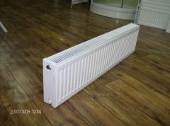 Radiator steel panel heating RSPO-20 lateral