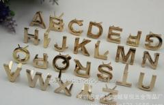 928 Алфавит золото
