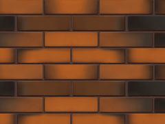 Кирпич облицовочный Флеш (коричневый) керамический