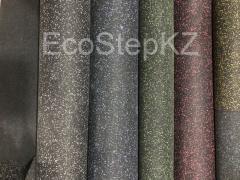 Резиновое рулонное покрытие Микс 15% 6мм