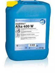 Жидкое щелочное моющее средство с активным хлором