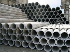 Pipes are asbestos-cemen
