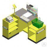 Trade equipment for shops.