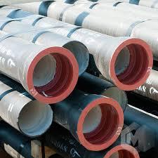 Pig-iron pressure pipes, pig-iron pressure pipes
