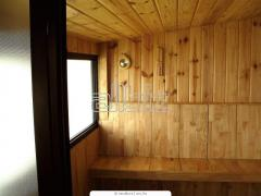 Mini-saunas are cedar, Baths, saunas and their accessories, it is favorable to buy