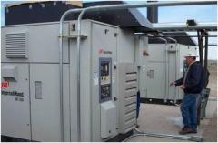 Microturbine installations, Mikroturbina,
