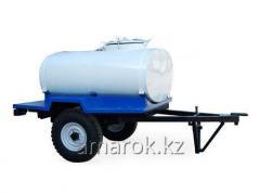 Gıda ürünlerini taşıyıcı tanker dorse
