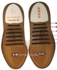 309 Классич. шнурки 6+6