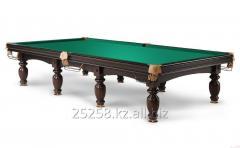 Бильярдный стол Арсенал II 12 футов (Сланец Orero, 45 мм) Люкс