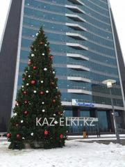 Искусственная Ель высота 5 метров для школ, детских садов, гостиниц