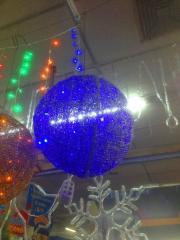 Подвесные шары. Производство ШАНХАЙ