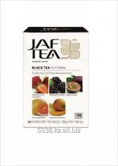 JAF TEA  Black tea fruit fiesta Чай листовой