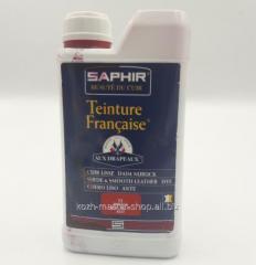 Краска д/замши и нубука Teinture francaice 500мл