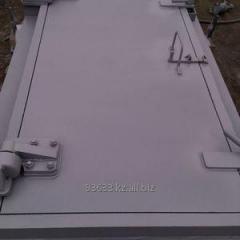 Двери радиационно-защитные. Изготовление на заказ. Предварительно предоставьте техническую спецификацию.