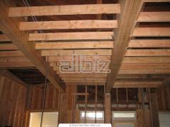 Плетеные потолки