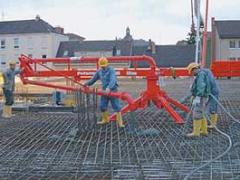 Arrows distributive for supply of PUTZMEISTER RV