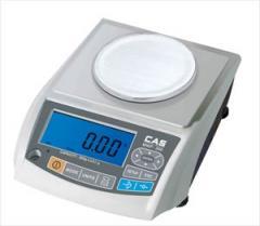 Scales laboratory MWP