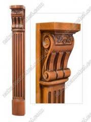Columns are furniture