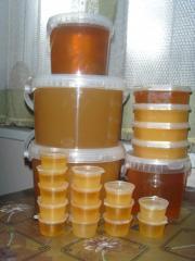 Natural honey, Raznotraviye