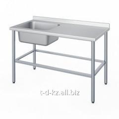 Ванна цельнотянутая со столом ВСМЦС-С-1Л.500.